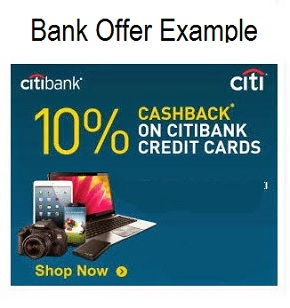 bank offer sample
