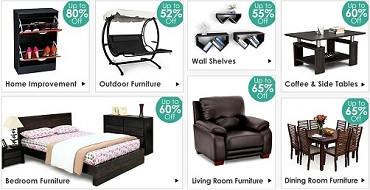 Furniture can now be bought online at low prices dealivore Home furniture online low price