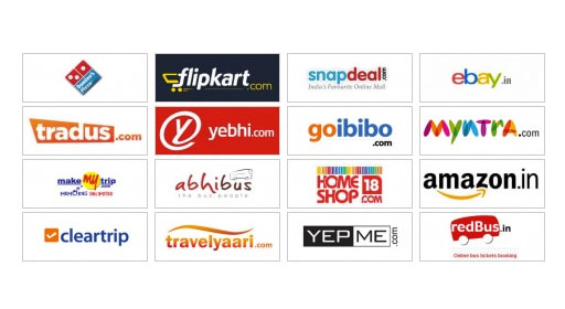 online shopping stores india