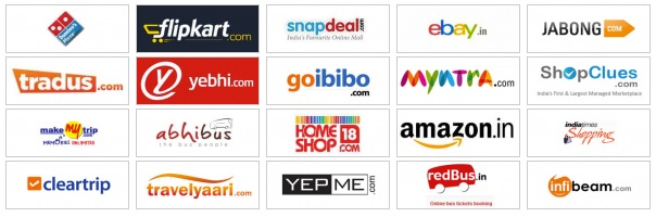 7 best online shopping sites in india blog by dealivore for Top online websites for shopping