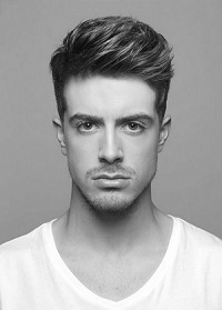 How To Style Your Hair Men How To Make Your Hair Look Sexy In Photos