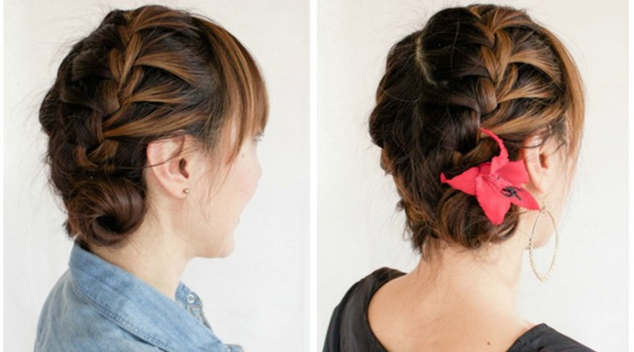 fairy tale rope braid
