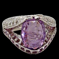 Surat Diamond Gemstone Rings