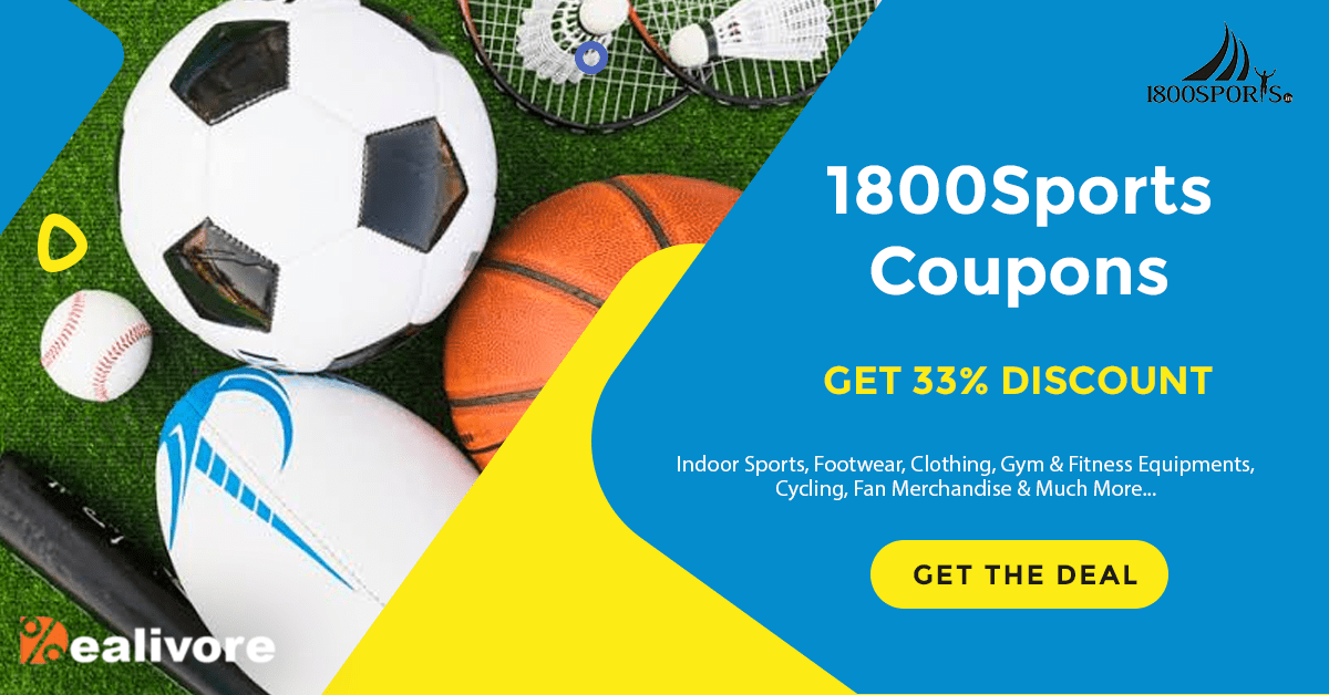 1800Sports Coupons