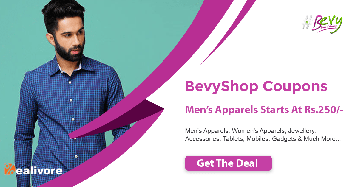 BevyShop Coupons