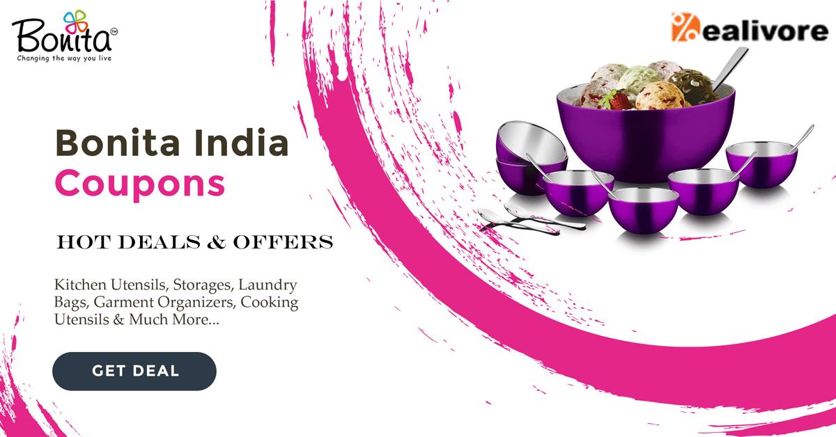 Bonita India Coupons