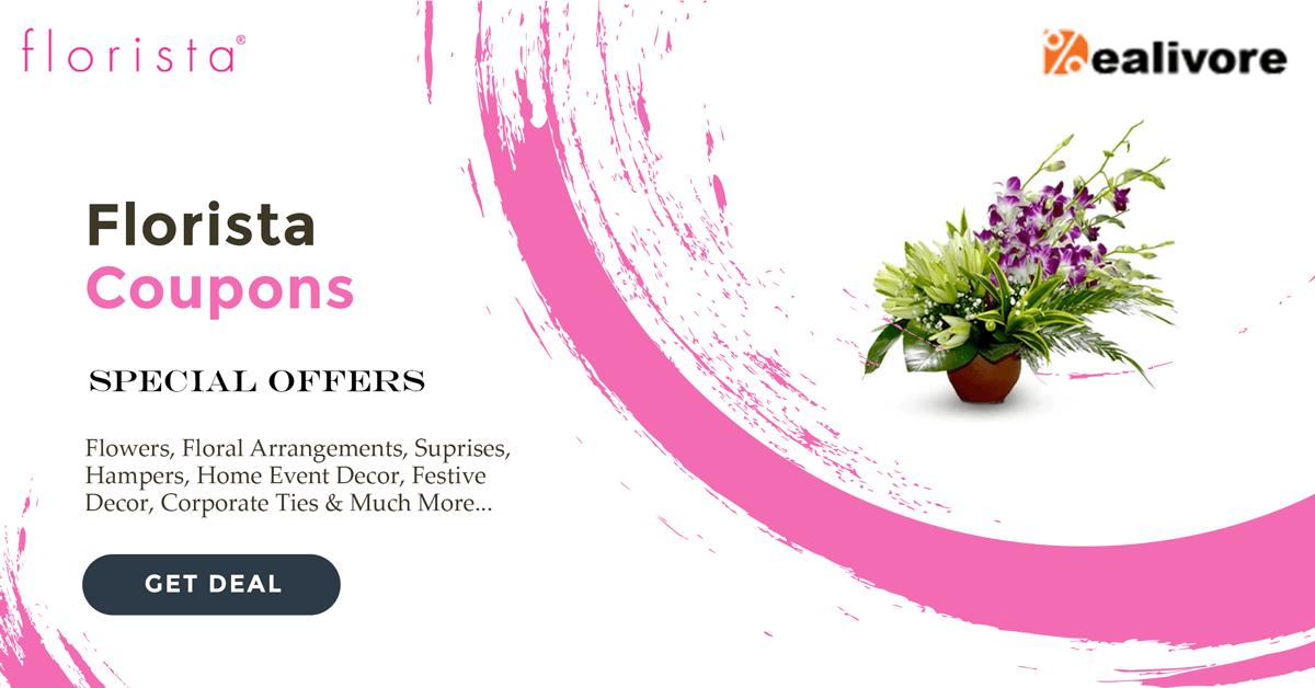 Florista Coupons
